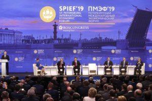 UGL Consulting at the Saint-Petersburgh Economic Forum – 2019