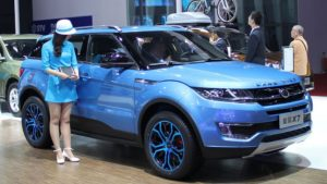 Procedures for exporting cars from China